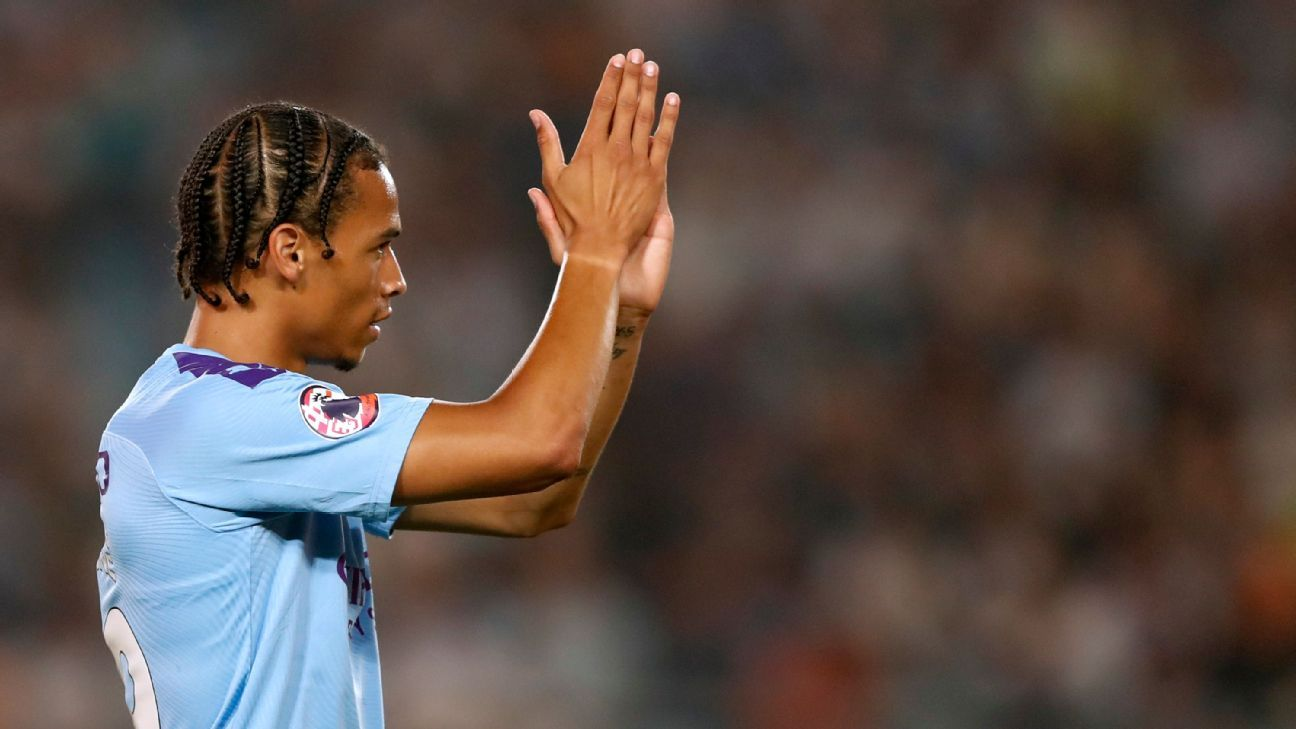 Sane joins Bayern from Man City for €49m