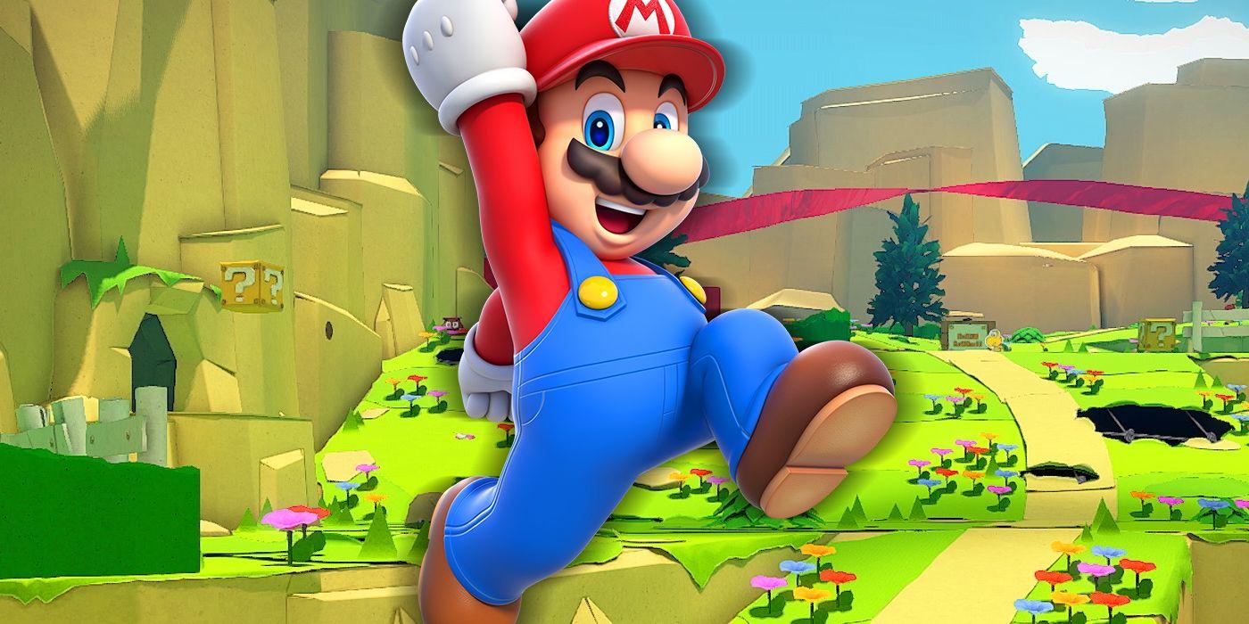 Shockingly, Super Mario ISN'T Italian – He's Japanese
