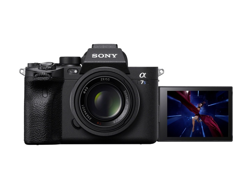 Sony's A7S III has 4K 120p video and a fully-articulating display