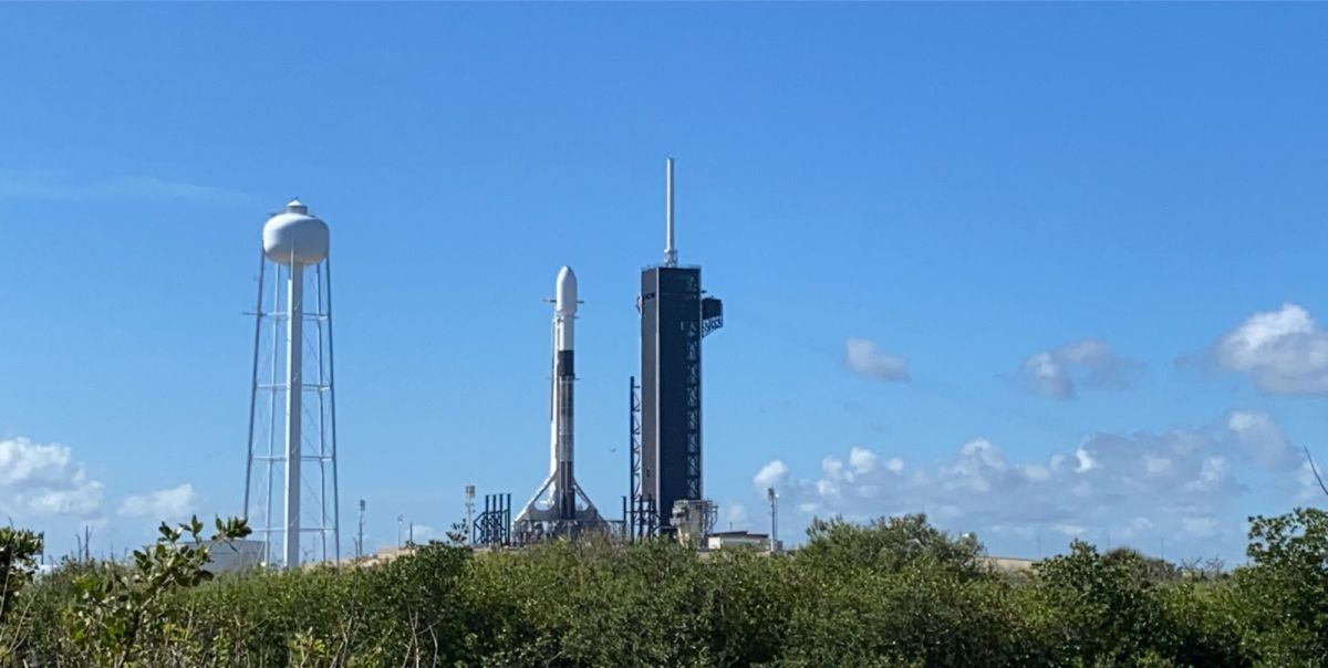 SpaceX delays launch of Starlink, BlackSky satellites again due to rocket checks