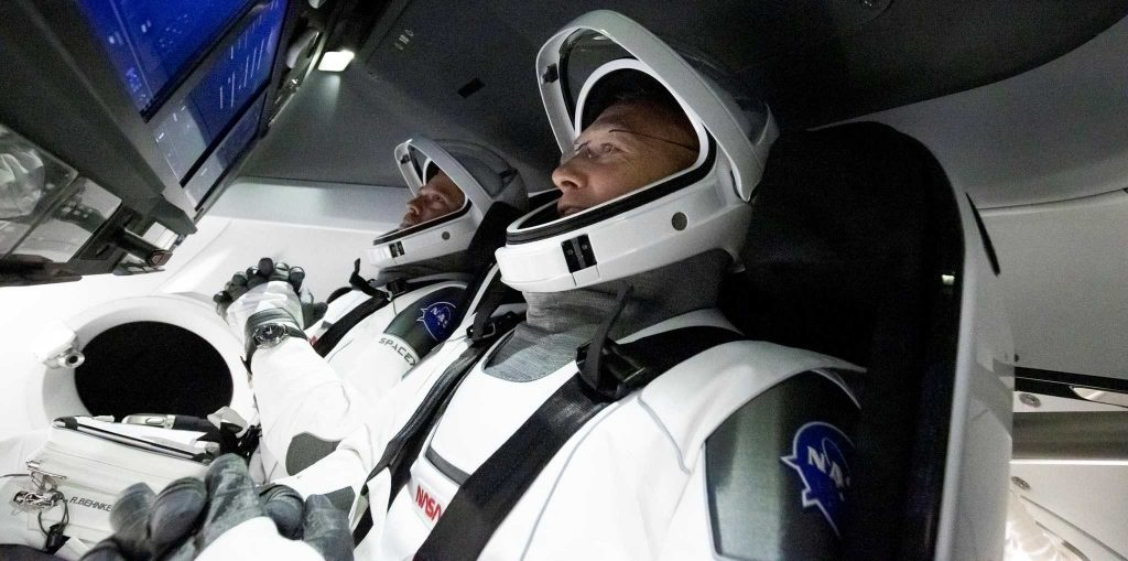 SpaceX established to carry NASA astronauts again to Earth on August 2nd