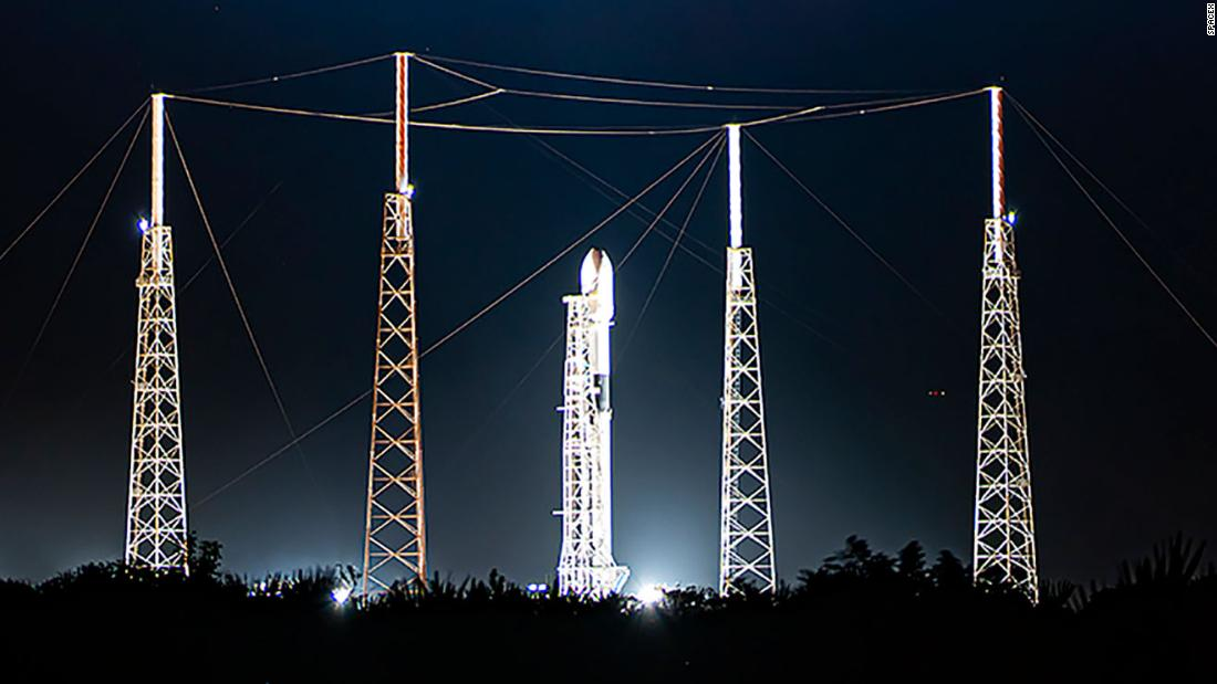 SpaceX launch today is communications satellite for South Korean military
