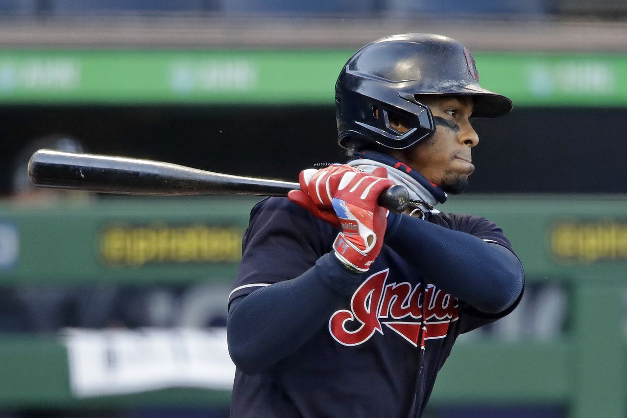 Street excursion: Cleveland Indians rally to conquer Pirates, 5-3, despite damaged-down bus