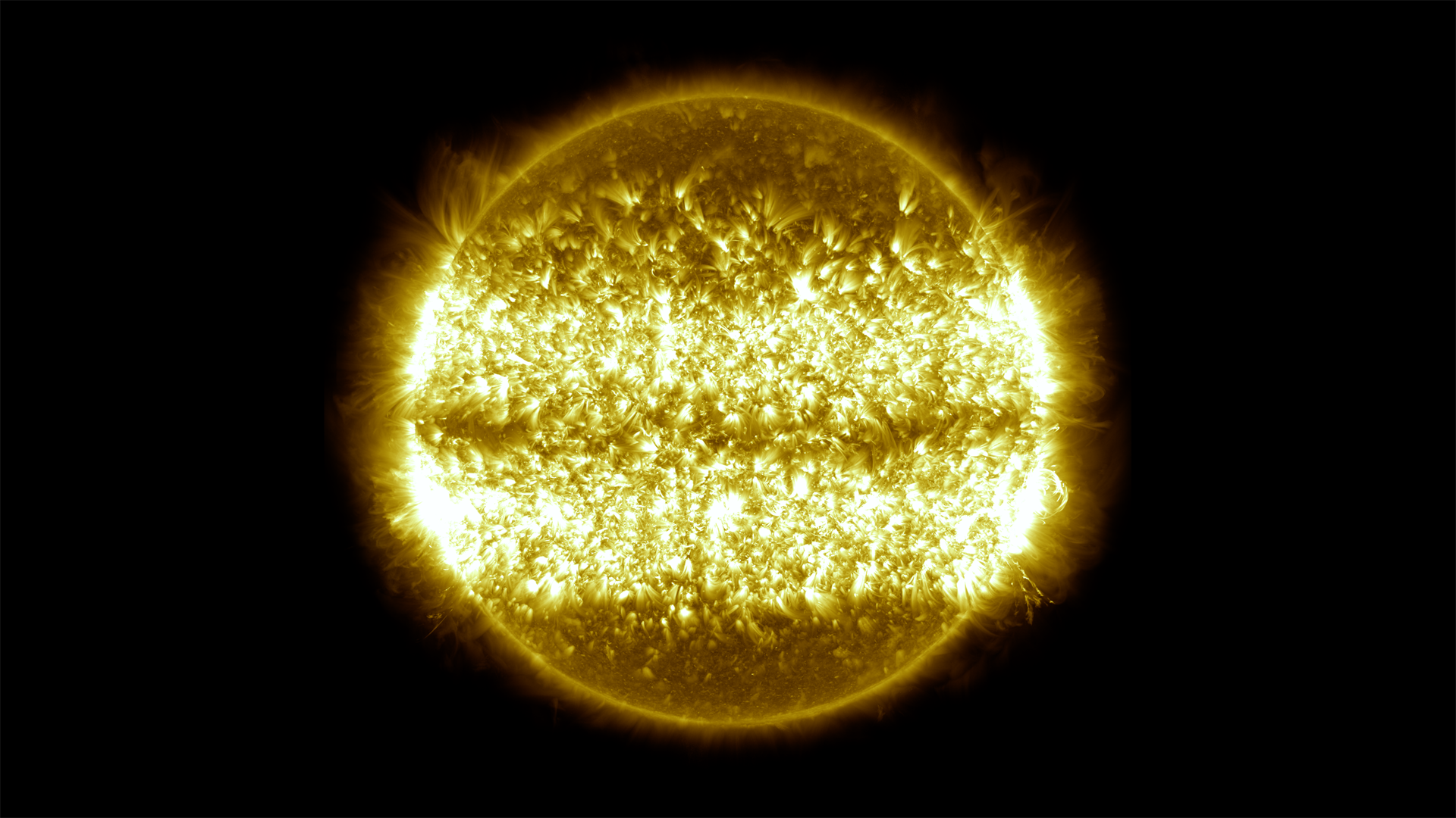 Stunning NASA time-lapse video shows 10 years in life of sun