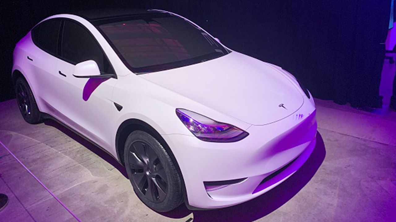 Tesla slashes Model Y SUV price as coronavirus weighs on auto sector