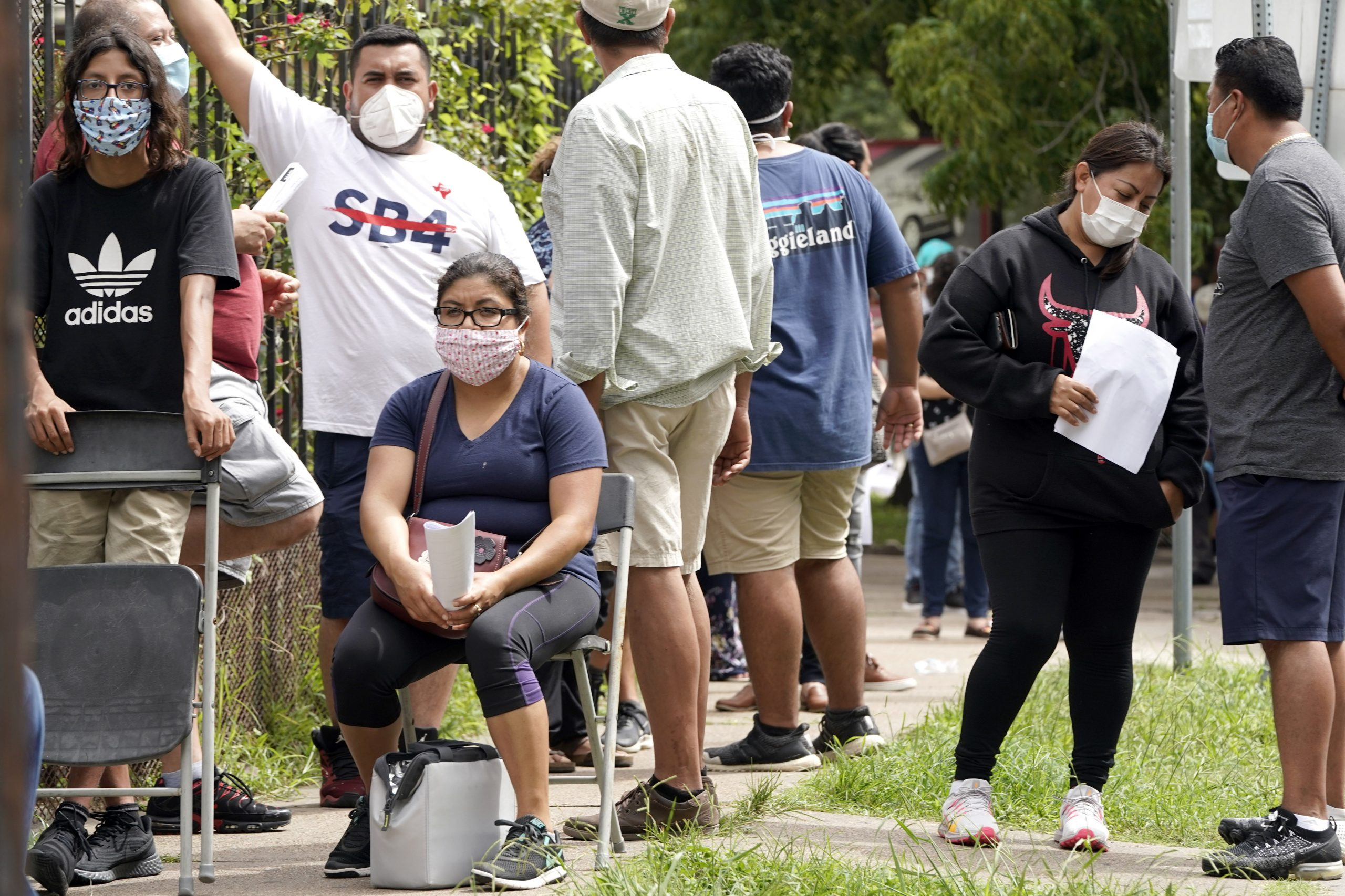 Texas sees highest number of coronavirus cases recorded since start of pandemic