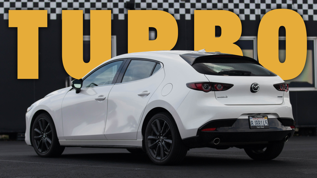 The 2021 Mazda 3 Turbo Will Get At Least 227 Horsepower And 310 LB-FT Of Torque