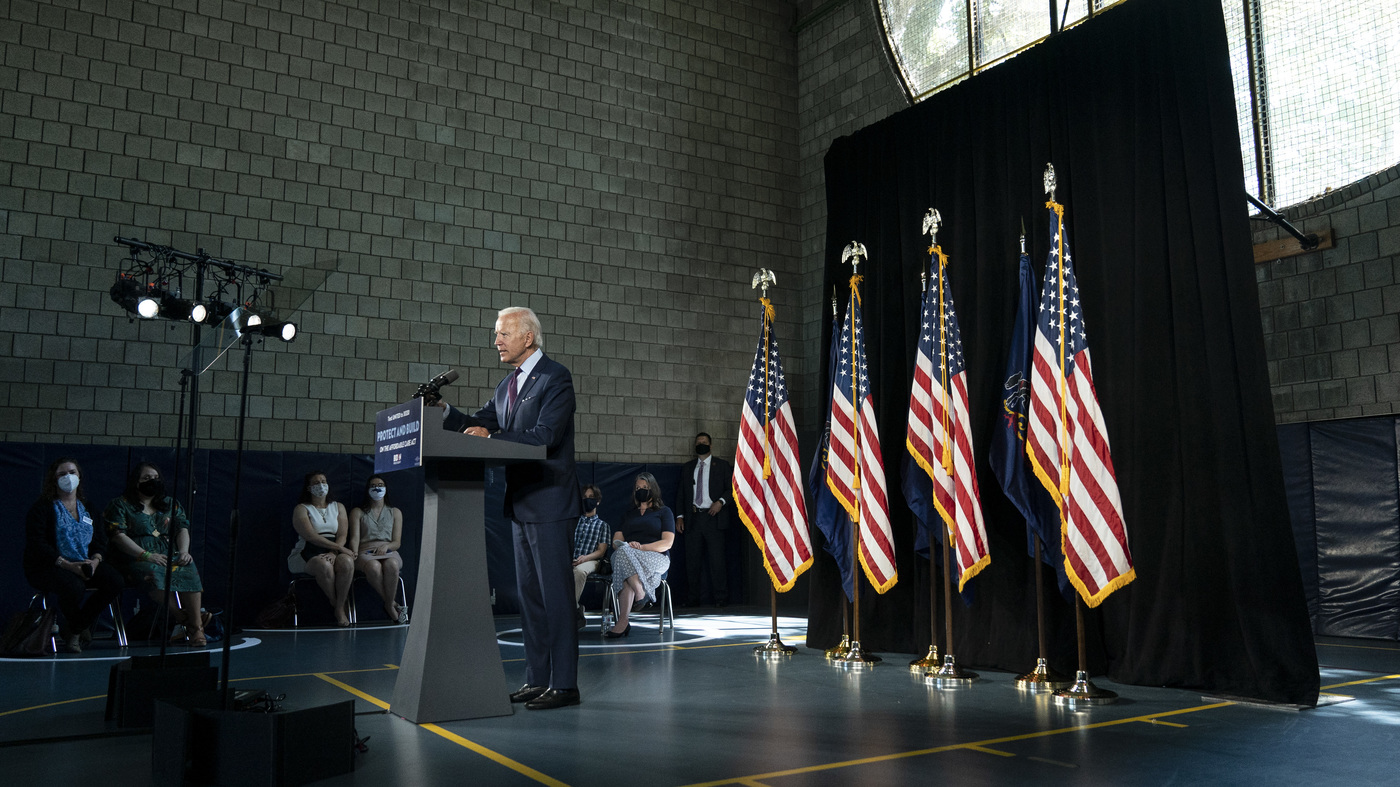 The Lincoln Project, Other Anti-Trump Efforts Endorse Biden : NPR