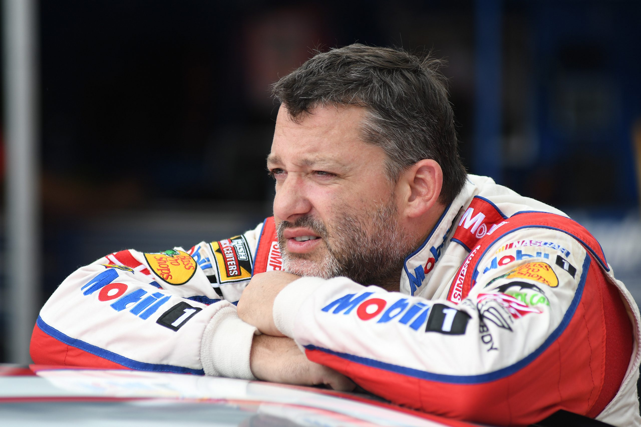 Tony Stewart's Superstar Racing Experience will ban Confederate flag