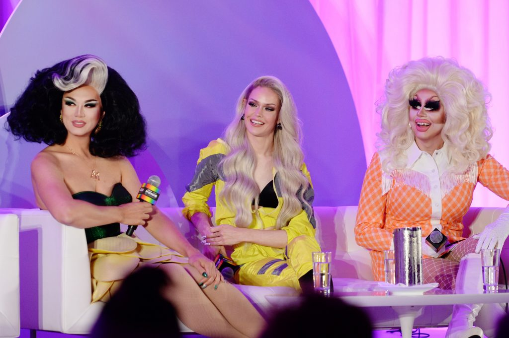 Trixie Mattel Surprises The All Stars 5 Queens Through A New Rupaul S Drag Race Youtube Online Video
