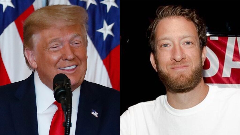 Trump, Barstool Sports' Dave Portnoy talk kneeling protests, Twitter and Dr. Fauci in candid interview