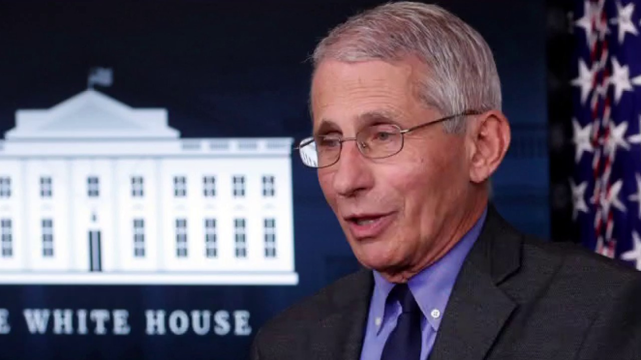 Trump White House slams Fauci, cancels his TV appearances