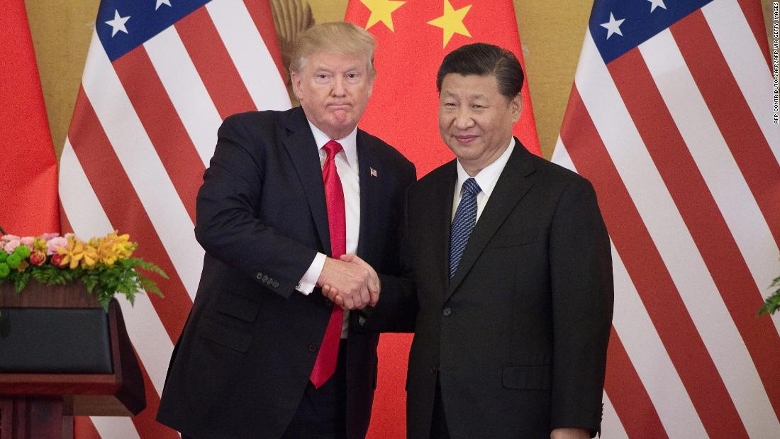 Trump blasts Beijing in public, but privately Trump org imports tons of Chinese goods