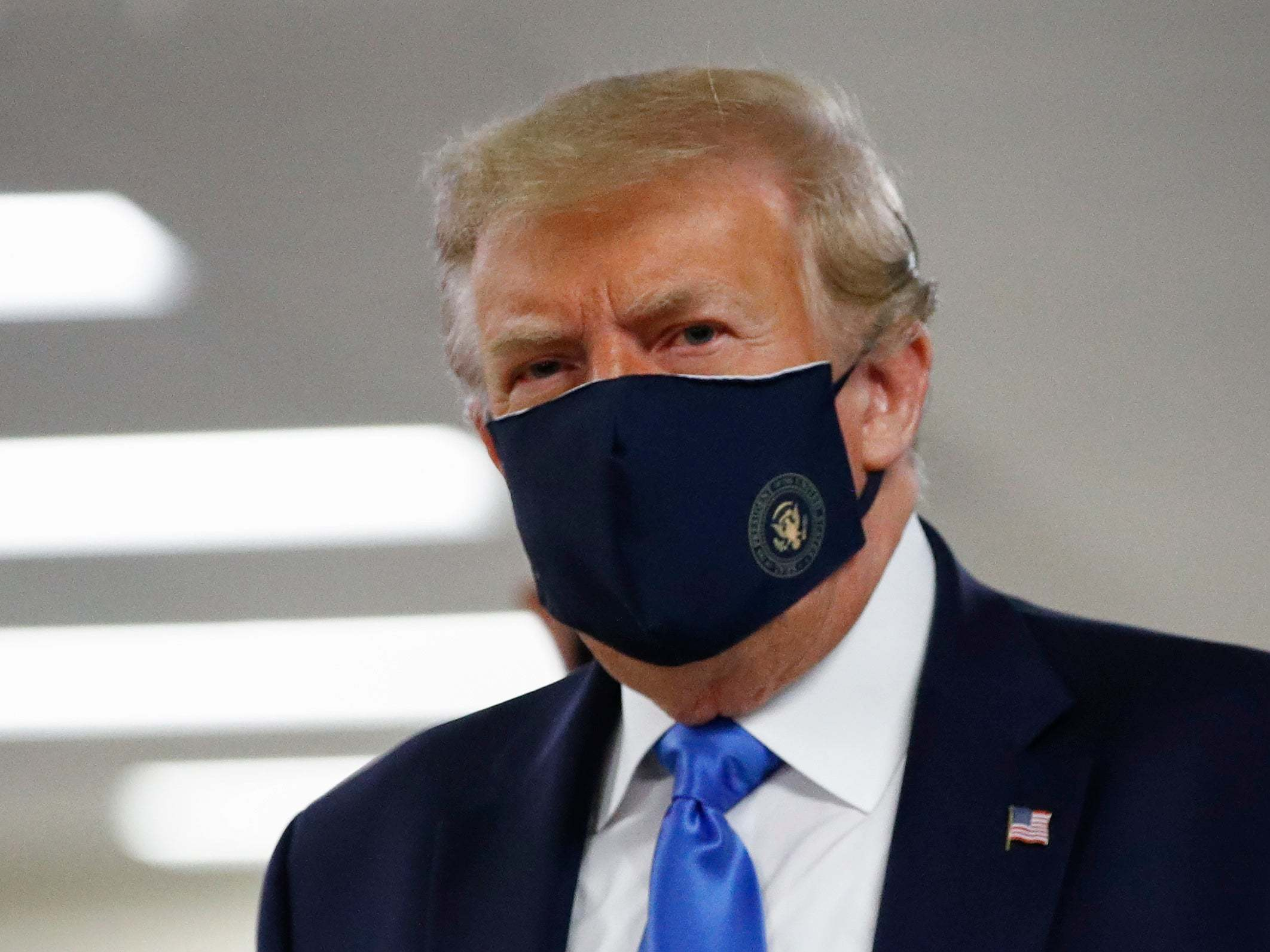 Trump news live: Latest 2020 election and Twitter updates as president says 'shouldn't be hard' for Kanye West to siphon votes from Biden
