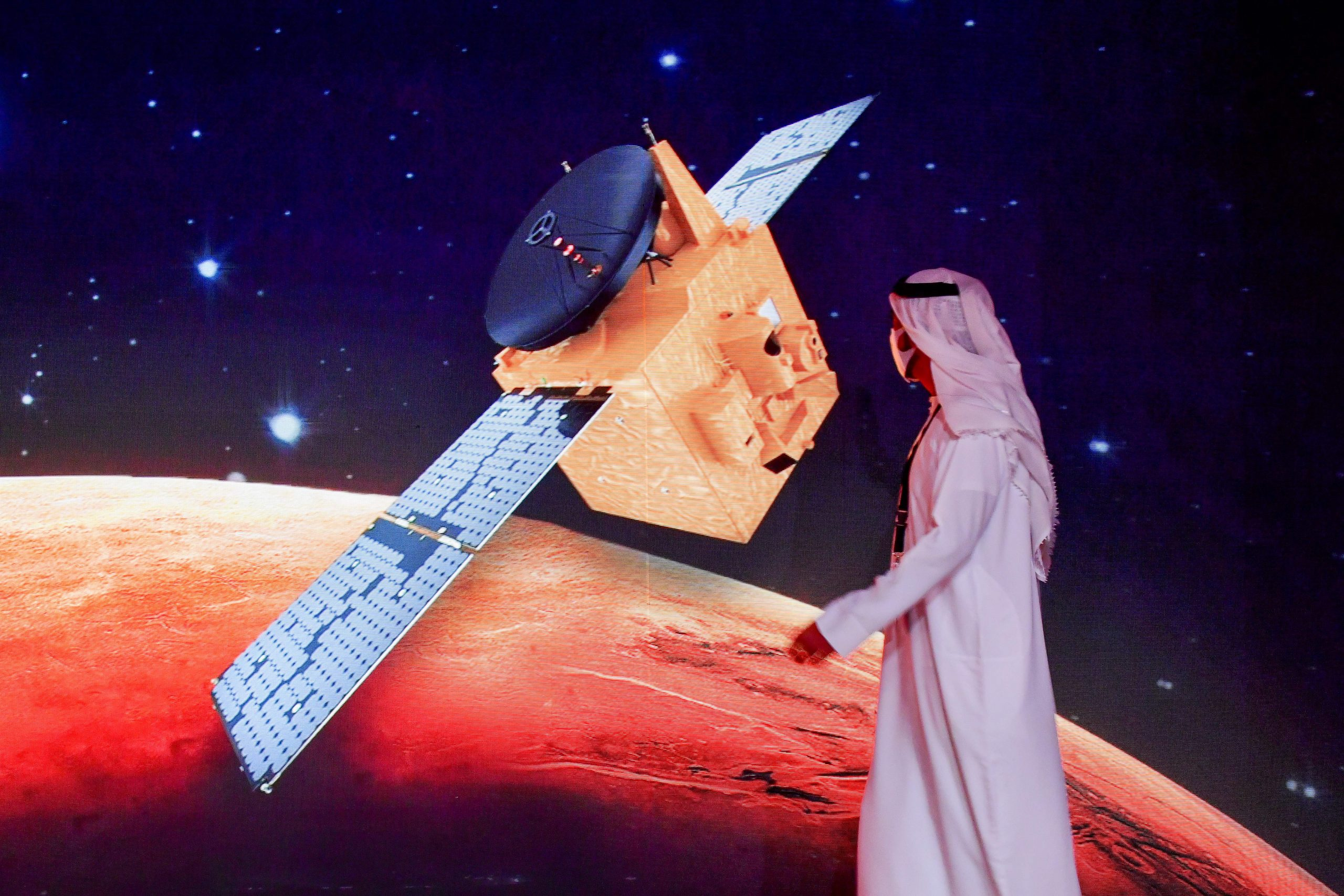 UAE effectively launches Mars probe, a historic initially for Arab earth