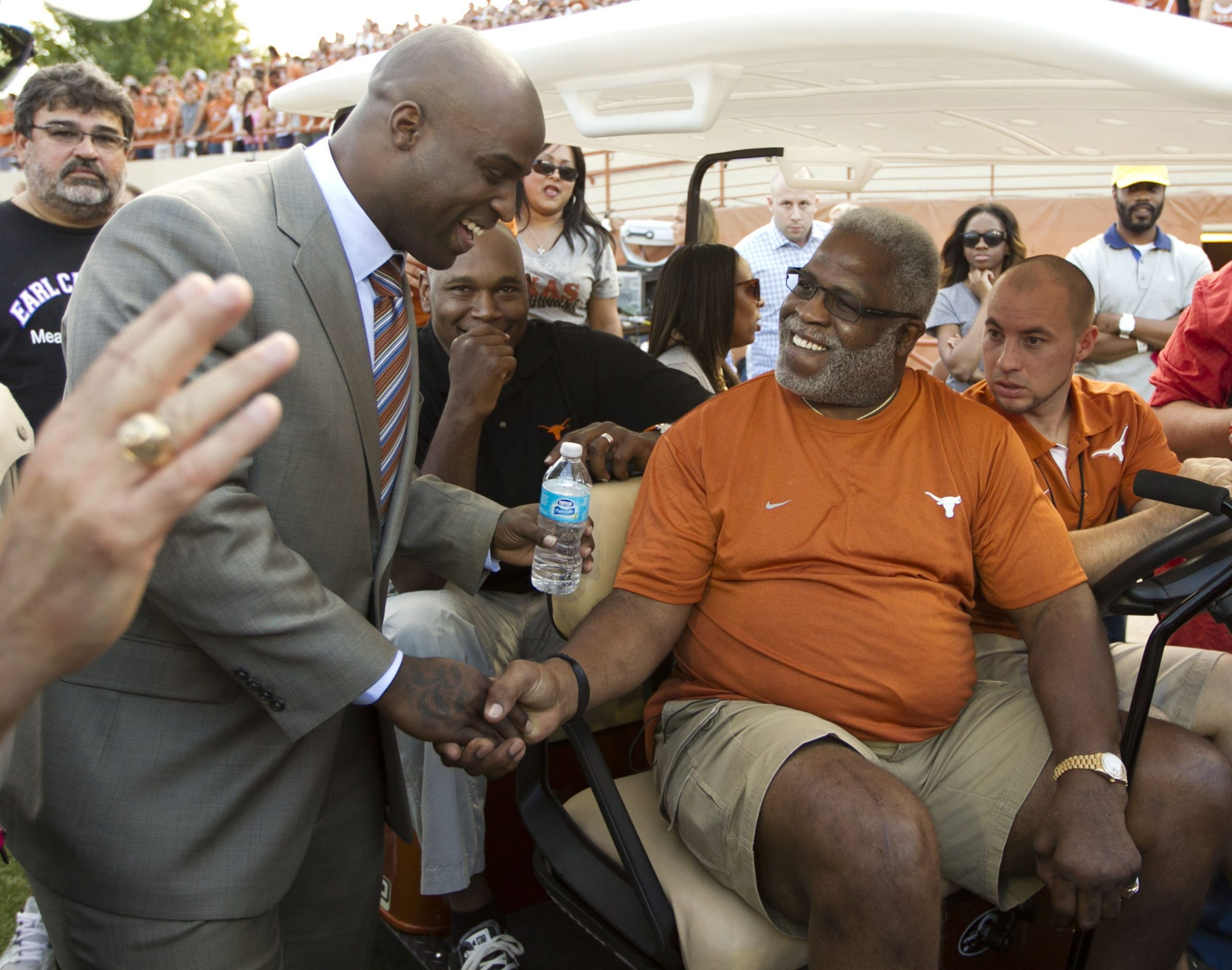 UT making sweeping changes in response to athlete requests but keeps 'The Eyes of Texas'