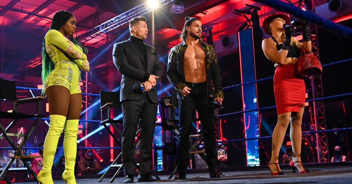 WWE SmackDown results, recap, reactions (July 24, 2020): Naomi deserves better