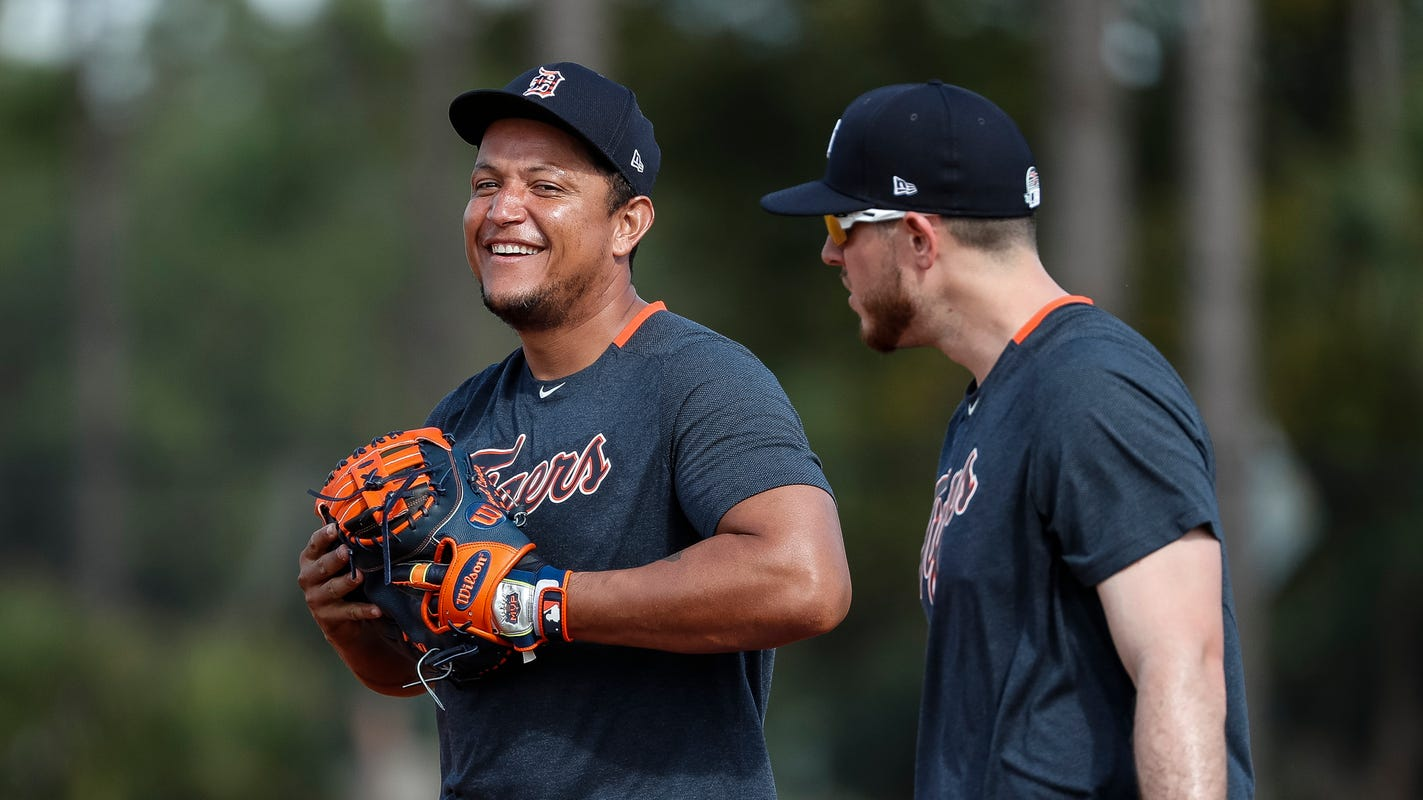 What Detroit Tigers' C.J. Cron has learned from Miguel Cabrera