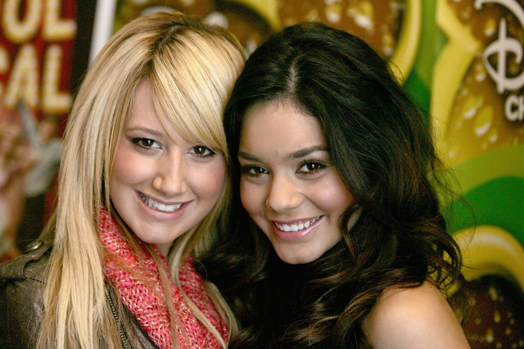 Which 'High School Musical' Star Has a Increased Internet Worth, Vanessa Hudgens or Ashley Tisdale?