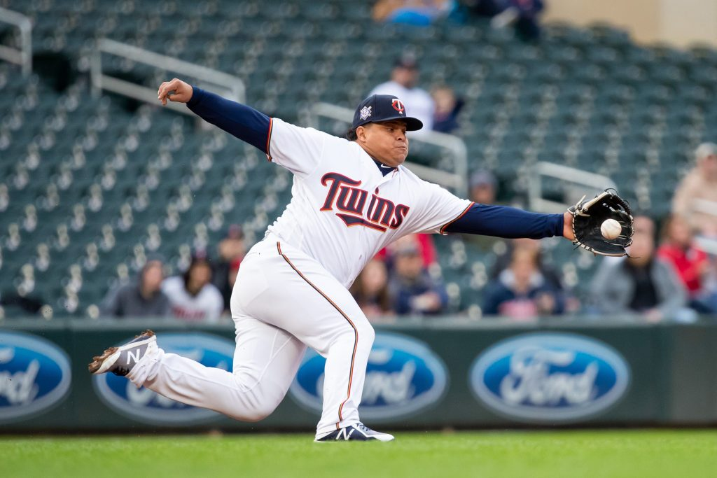 Willians Astudillo Tests Positive For COVID-19