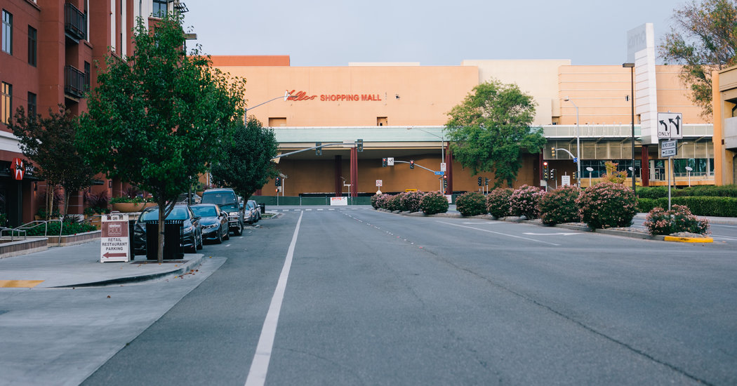 With Department Stores Disappearing, Malls Could Be Next