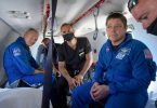 'It came alive:' NASA astronauts describe experiencing splashdown in SpaceX Dragon
