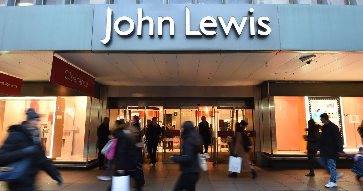 John Lewis confirms eight stores that will permanently close - full list