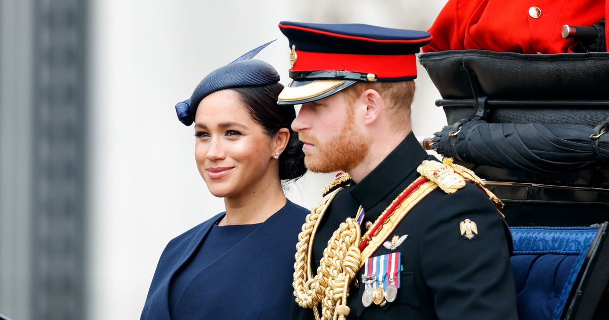 Meghan Markle and Prince Harry 'could spend extended period of time in UK next year'