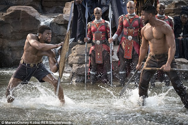 Wakanda forever? Back in 2014, Chadwick had signed a 'lucrative five-film deal' with Marvel Studios , whichmight now be considering continuing on with the franchise by having one of the other characters succeed the Wakandan throne
