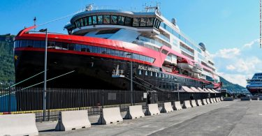 36 crew on Norwegian cruise ship positive for coronavirus