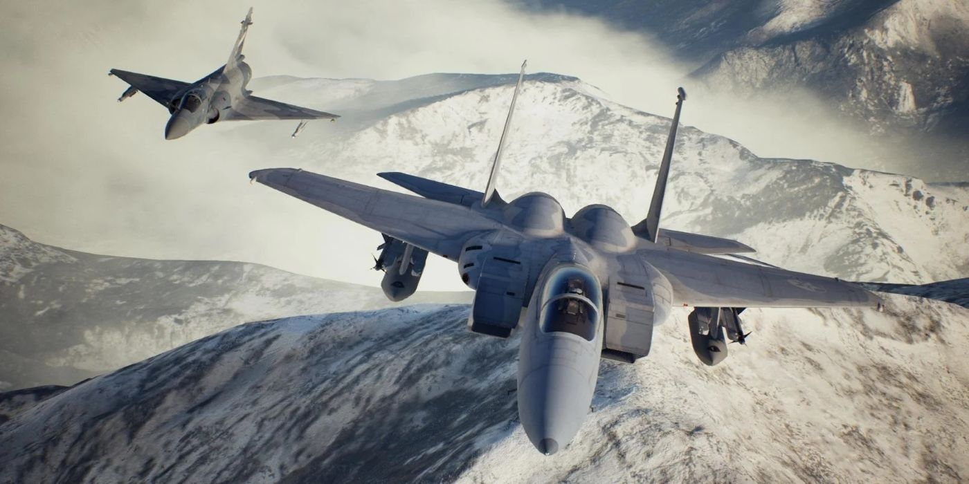 Ace Combat 7: Skies Unknown DLC Adding New Aircraft
