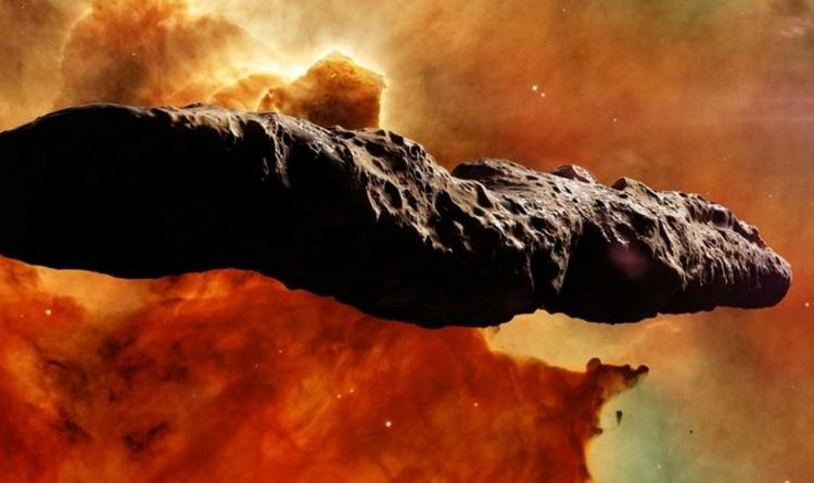 Alien technology: 'Oumuamua could have been sent by aliens, new research indicates | Science | News
