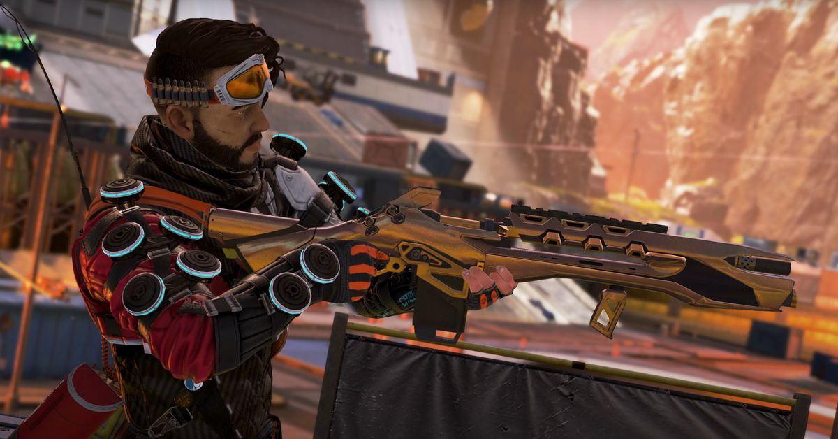 Apex Legends season 6 gameplay trailer displays off Rampart and new map alterations