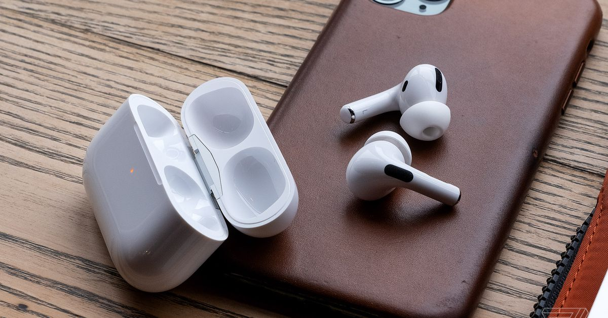 Apple's refurbished AirPods Pro are over $50 off at Best Buy