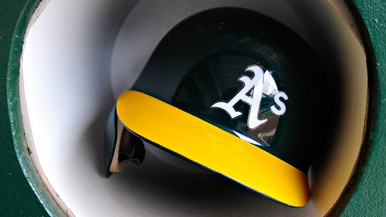 Athletics announce positive coronavirus test; game vs. Astros postponed