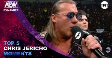 "Chris Jericho Responds To Fan Who Called Him ""COVID God"""