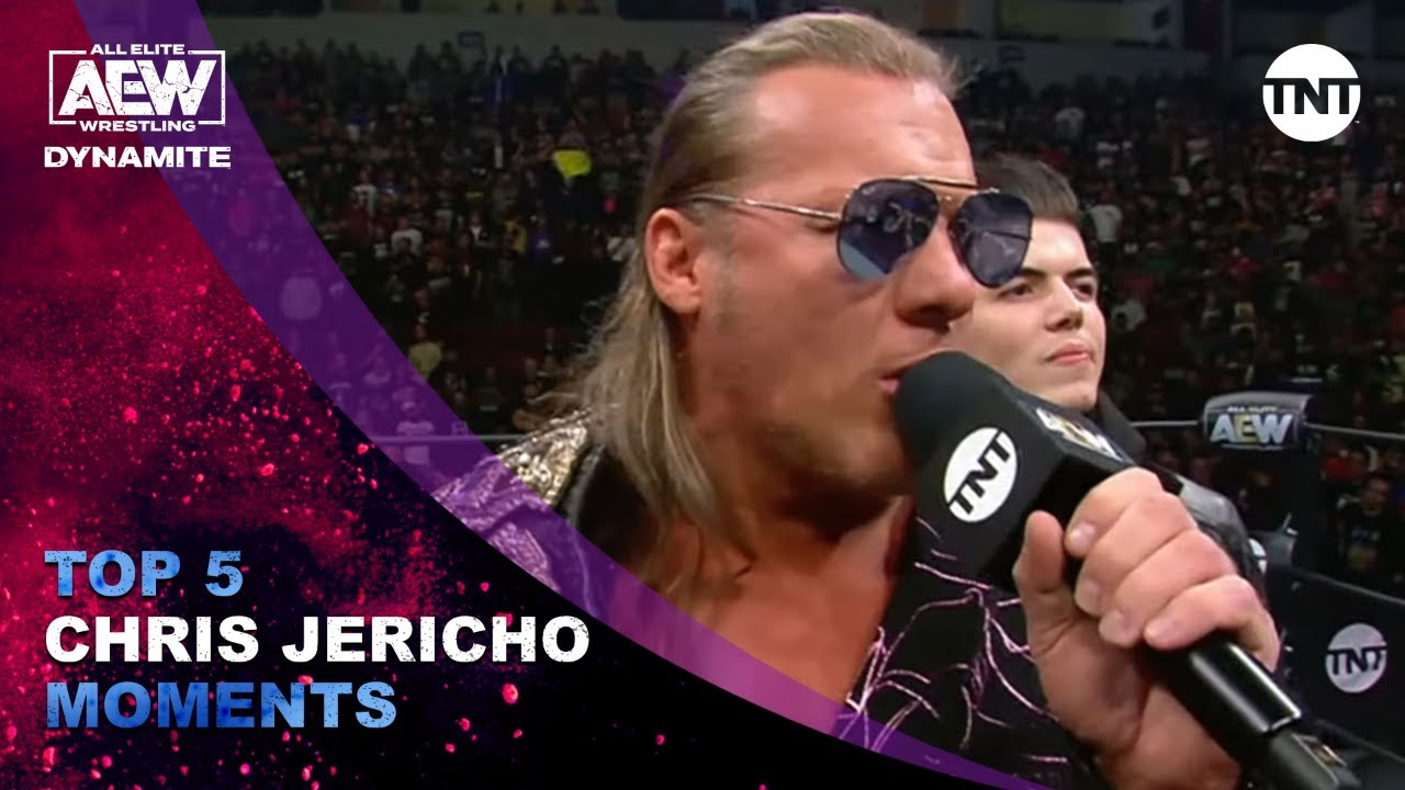 """Chris Jericho Responds To Lover Who Identified as Him """"COVID God"""""""
