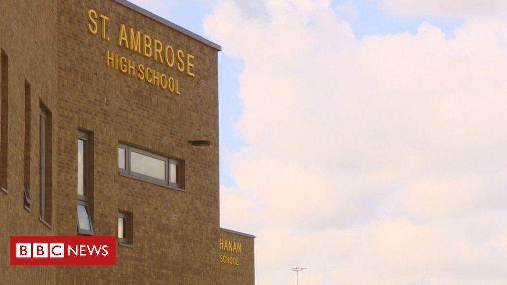 Coronavirus: Pupils from two Coatbridge schools test positive