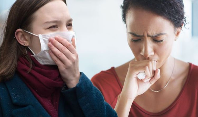 Coronavirus symptoms update: Signs include continuous and dry cough