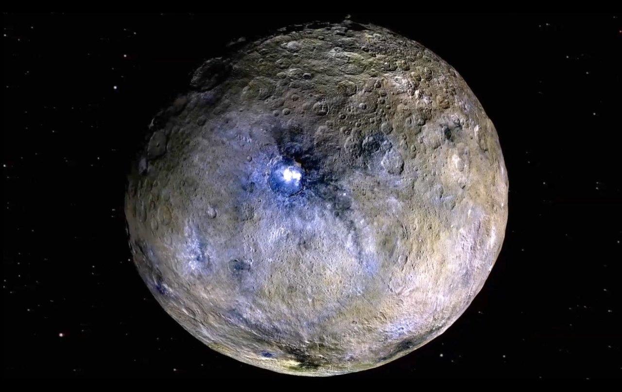 Dwarf Planet Ceres Has a Magic formula Saltwater Ocean