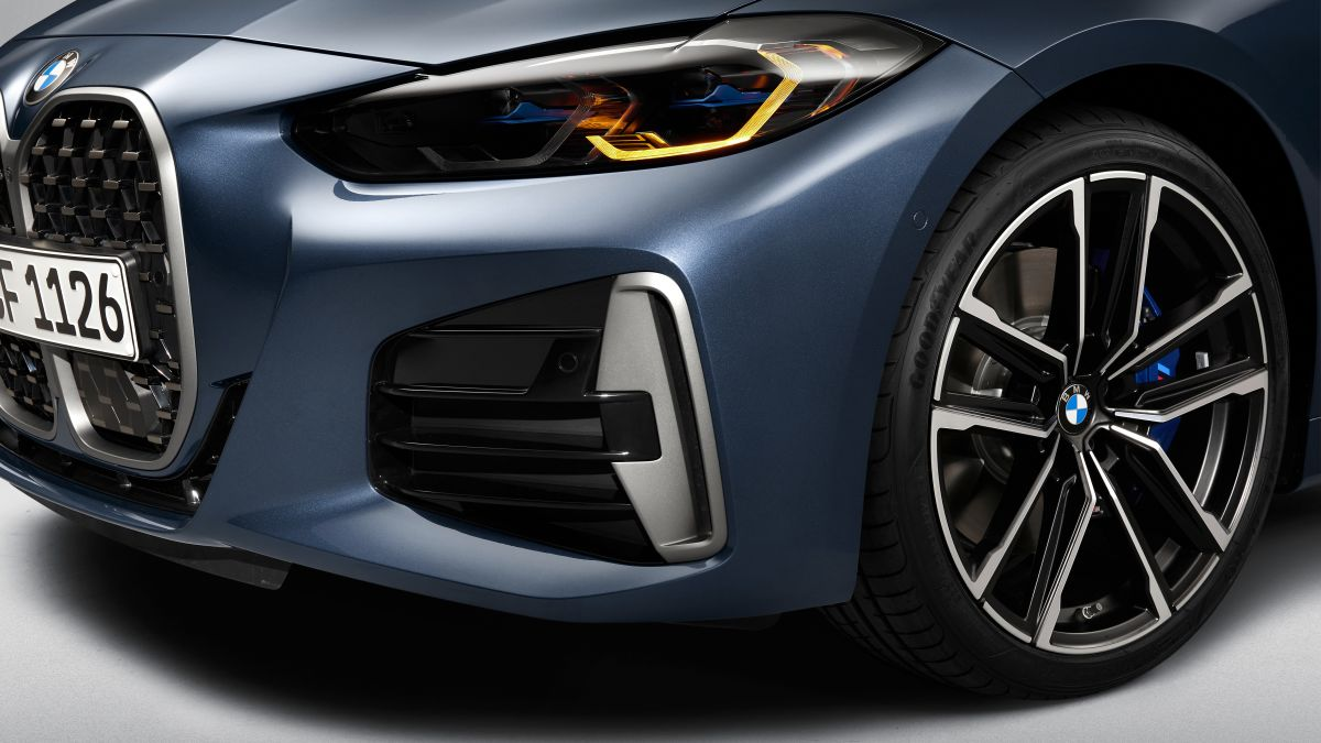 Watch A Pro Car Designer Attempt To Rationalize The 2020 BMW 4 Series