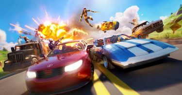 Fortnite's new Joy Ride update adds drivable cars and a fantastic radio playlist