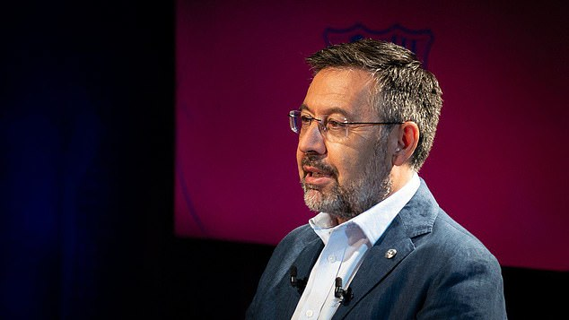 Josep Bartomeu said it is time to say goodbye to players who made Barca the best in the world