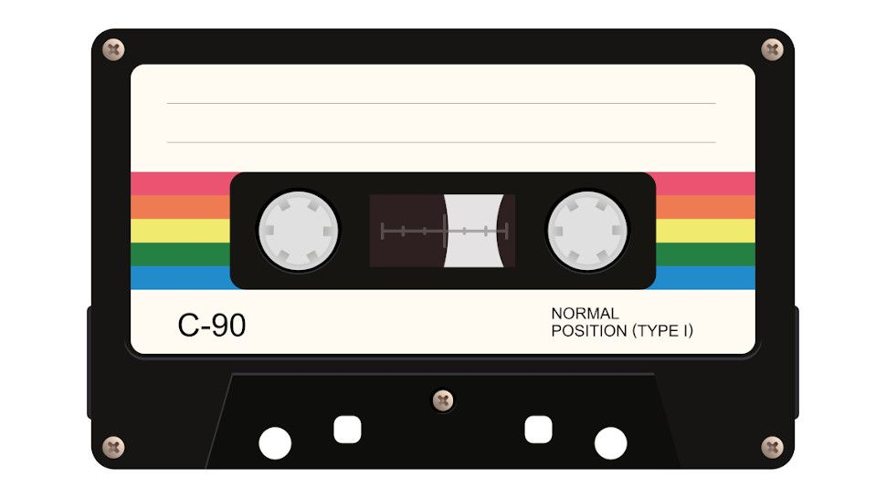Here's how a 2020 improve of the cassette tape may pan out