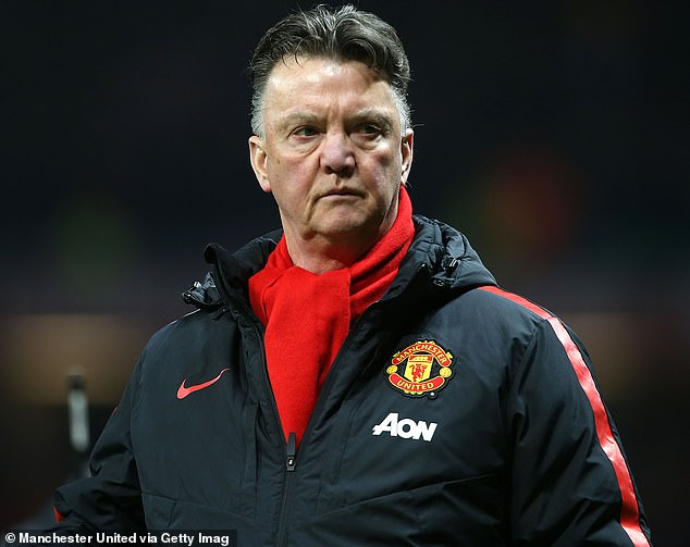 Louis van Gaal has revealed all the star names he tried to bring in as Manchester United boss