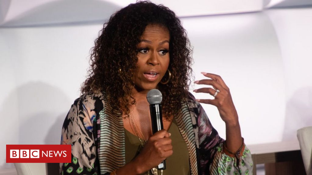 Michelle Obama: Previous US to start with girl suggests she has 'low-grade depression'