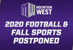 Mountain West Postpones 2020 Fall Sports