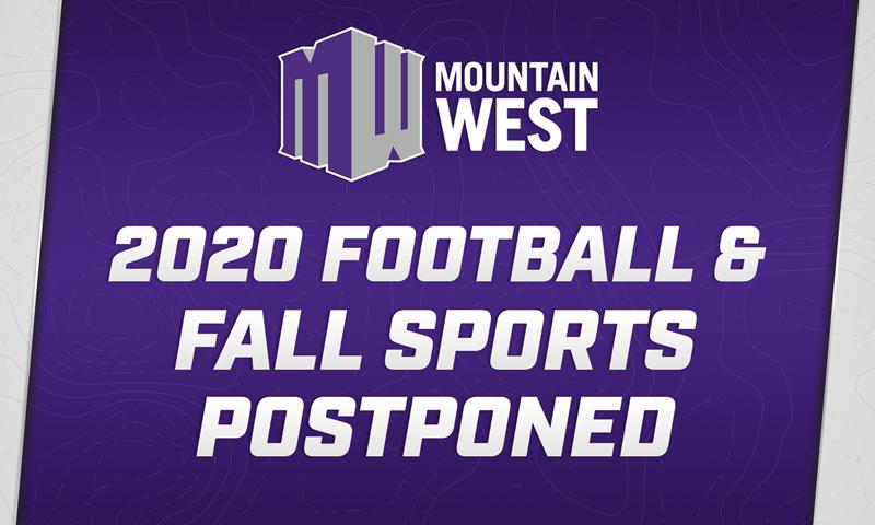 Mountain West Postpones 2020 Slide Sporting activities