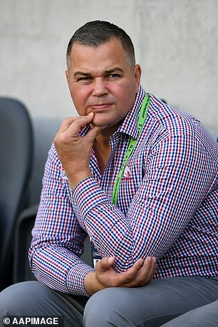 NRL coach Anthony Seibold has contacted the police to investigate slanderous rumours about his personal life circulating on social media