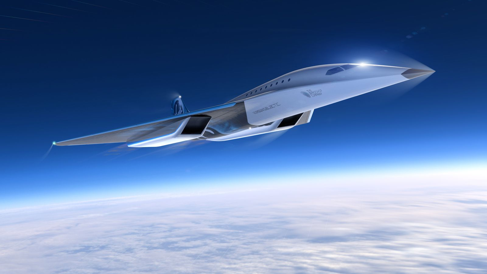 New York in two hours and Sydney in 5 – Virgin gives first seem at supersonic jet challenge | Science & Tech News